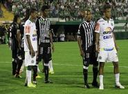 Ceará sofre gol irregular nos acréscimos e empata com a Chapecoense