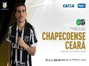 Fora de casa, Ceará enfrenta a Chapecoense na Arena Condá