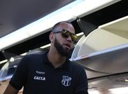 Vovô embarca para o Rio de Janeiro, onde enfrenta o Flamengo pelo Brasileiro