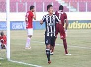 Fora de casa, Ceará bate o Sergipe e segue como líder geral da Copa do Nordeste