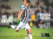 Confira informações sobre ingressos para Ceará x Corinthians