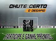 """Ceará x Bragantino - Participe da promoção """"Chute Certo"""""""