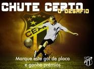 Ceará x Joinville: Faça um gol de placa na Arena Castelão