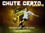 Ceará x Sport - Chute Certo: O Desafio