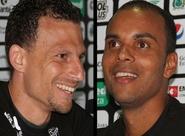 Cleiton e Eric esperam que o Vovô não sofra gols diante do ABC