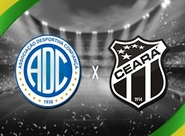 Estreando na Copa do Brasil, time do Vozão enfrenta o Confiança