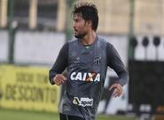 Confira o que rolou no primeiro treino do Ceará na semana