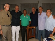 Conselho Deliberativo homenageia ex-atletas que marcaram época na década de 1960