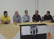 Conselho Deliberativo Alvinegro presta homenagem a ex jogador Edmar