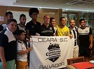 Torcida do Vozão na Arena Fonte Nova terá apoio do Consulado Alvinegro de Salvador
