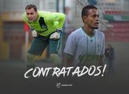 Goleiro Renan e lateral-esquerdo Ernandes fecham com o Ceará para 2018