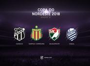 Definido o grupo do Ceará na Copa do Nordeste 2018