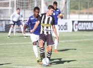 Ceará luta até o fim, mas perde para o Cruzeiro e se despede da Copa São Paulo