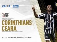 Brasileirão: Fora de casa, Ceará enfrenta o Corinthians nesse domingo