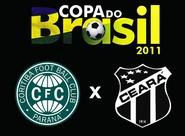 Ceará x Coritiba decidem quem vai à final da Copa do Brasil
