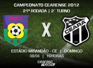 Alvinegros viajam para disputar a 21ª rodada do Estadual 2012