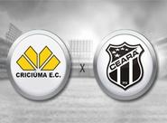 Após pausa na Série B, time do Ceará encara o Criciúma fora de casa