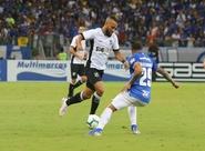 No Mineirão, diante do Cruzeiro, Ceará joga bem, mas perde por placar mínimo