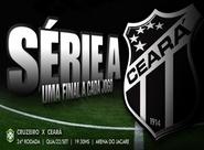 Ceará x Cruzeiro farão nono jogo da história