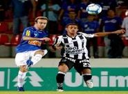 Arbitragem erra e Vozão perde para o Cruzeiro em MG