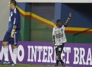 Ceará sai atrás, reage e empata com o Palmeiras