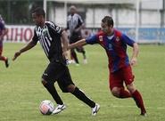 Em amistoso, Ceará perde para Tiradentes, no Vovozão