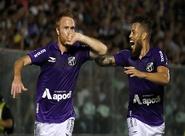 Ceará goleia o ABC e segue forte na luta pela permanência na Série B