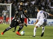 Em jogo de muitos erros, Ceará perde para o ABC com gol no fim
