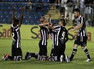 Ceará goleia o América/MG por 3 x 0 e avança na Copa do Brasil