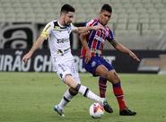 Após sofrer virada, Ceará consegue empate em jogo de chances perdidas