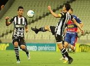 Na estreia do Nordestão, Ceará sai na frente, mas cede empate