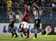 Com chuva de gols no PV, Ceará goleia o Flamengo/PI: 5 x 0