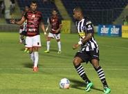 Em jogo bem movimentado, Tadeu marca e Vozão vence o Guarany
