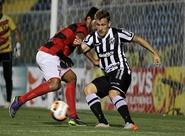 Com gol contra solitário, Vozão consegue superar o Guarani (J), no PV