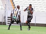 Ceará manda no jogo e goleia o Horizonte com golaços no Castelão