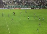 Sub-19 do Vovô perde para o Palmeiras e se despede da Copa SP