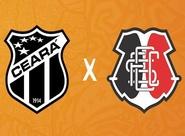 Ceará vai enfrentar o Santas Cruz nas quartas de final do Nordestão