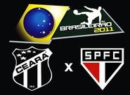 Buscando primeira vitória em casa, Ceará recebe São Paulo