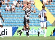 Sem sustos, Ceará domina o Tiradentes, faz 2 x 0 e segue forte no Estadual