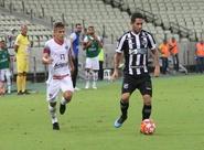 Roger marca, Ceará empata contra o Atlético/CE e segue líder do Estadual