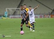 No Castelão, Ceará domina partida, mas fica no empate sem gols contra o Botafogo