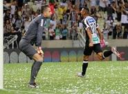 Ceará é superior, vence o Atlético/MG no Castelão e abre três pontos do Z-4