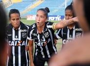 Fut. Feminino: Em tarde inspirada de Marta Cintra, Ceará goleia Caucaia por 13 a 0