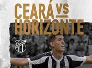 Ceará quer vitória contra o Horizonte para se manter 100% no Estadual