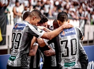 Ceará estreia no Brasileirão com goleada por 4 a 0 sobre o CSA