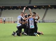 Ceará estreia bem no Nordestão e goleia o Sampaio Corrêa por 5 a 0