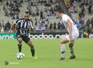 Ceará perde para Corinthians em jogo de ida da 3ª fase da Copa do Brasil