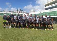 Fut.Feminino: Ceará empata com Jequié/BA pela Taça da Cidade do Paulista NE