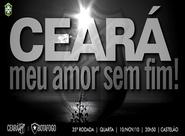Ceará x Botafogo é hoje: Vamos ao Castelão