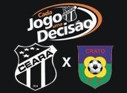 Venda de ingressos para o jogo entre Ceará x Crato